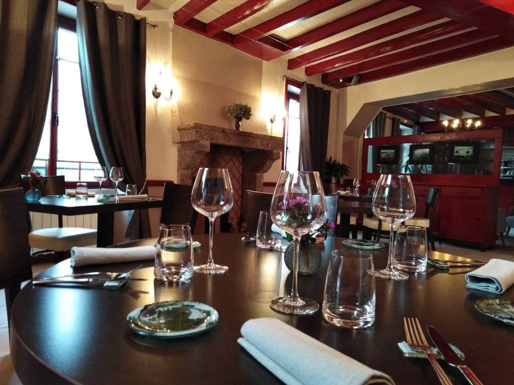 Restaurant Le Cafe Des Arts Restaurants France Atlantic Loire Valley