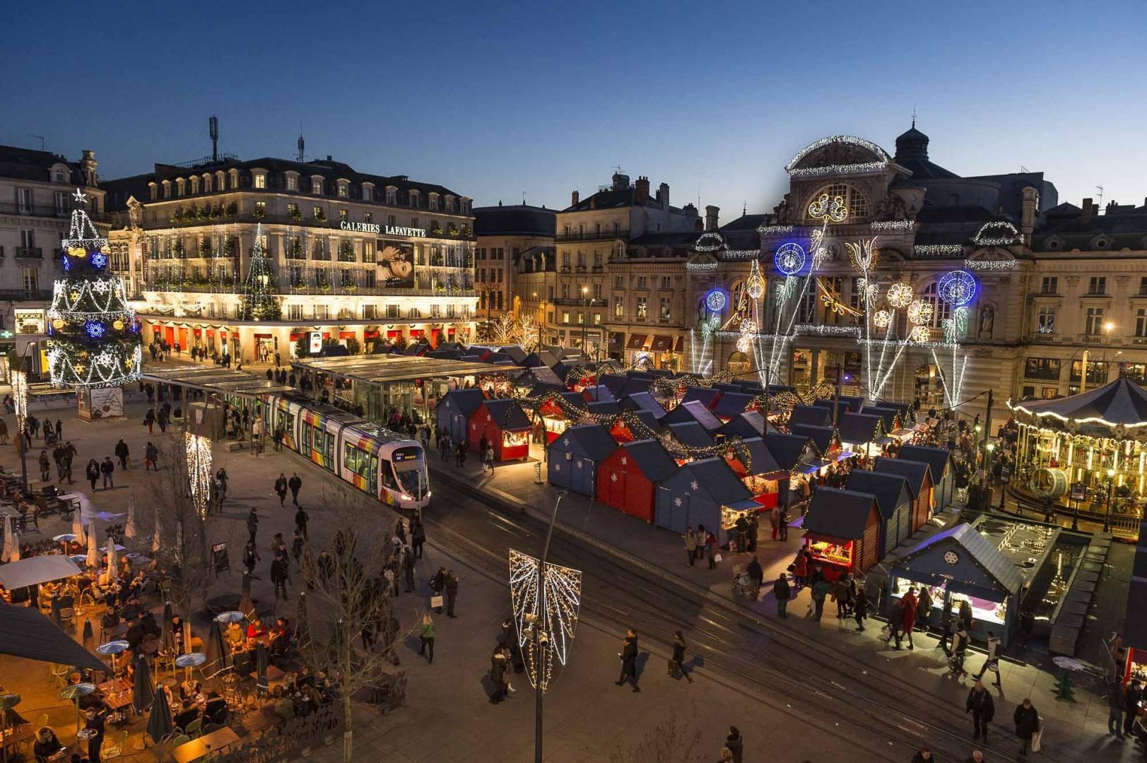 The loveliest Christmas markets - Atlantic Loire Valley, France - France, Atlantic Loire Valley