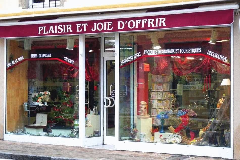 Magasin Déco Les Sables D Olonne boutique plaisir et joie d'offrir: tastings and local