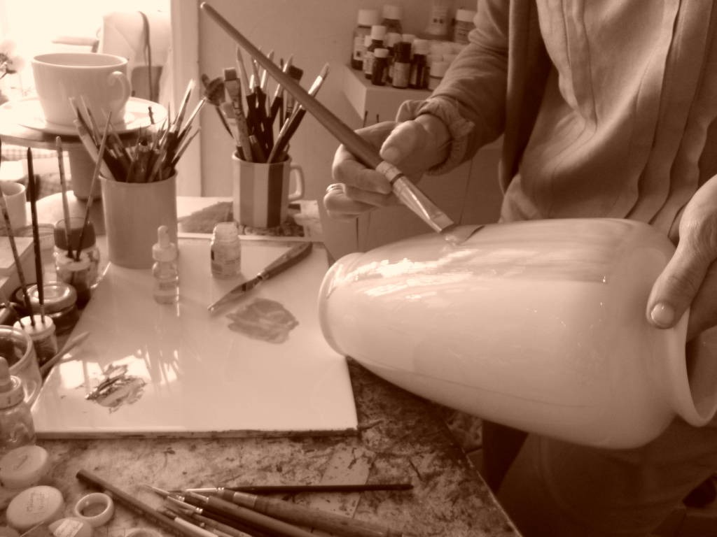 Couleur De Pierre Chalonnes Sur Loire l'echoppe a porcelaine: introductions to local crafts france