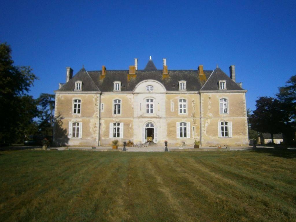 La Forêt Sur Sèvre France chateau de noirieux: castles france, atlantic loire valley