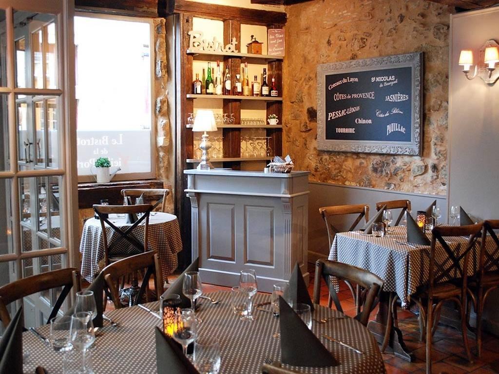 Deco Cuisine Saint Mars De Coutais restaurant le bistrot de la vieille porte: restaurants