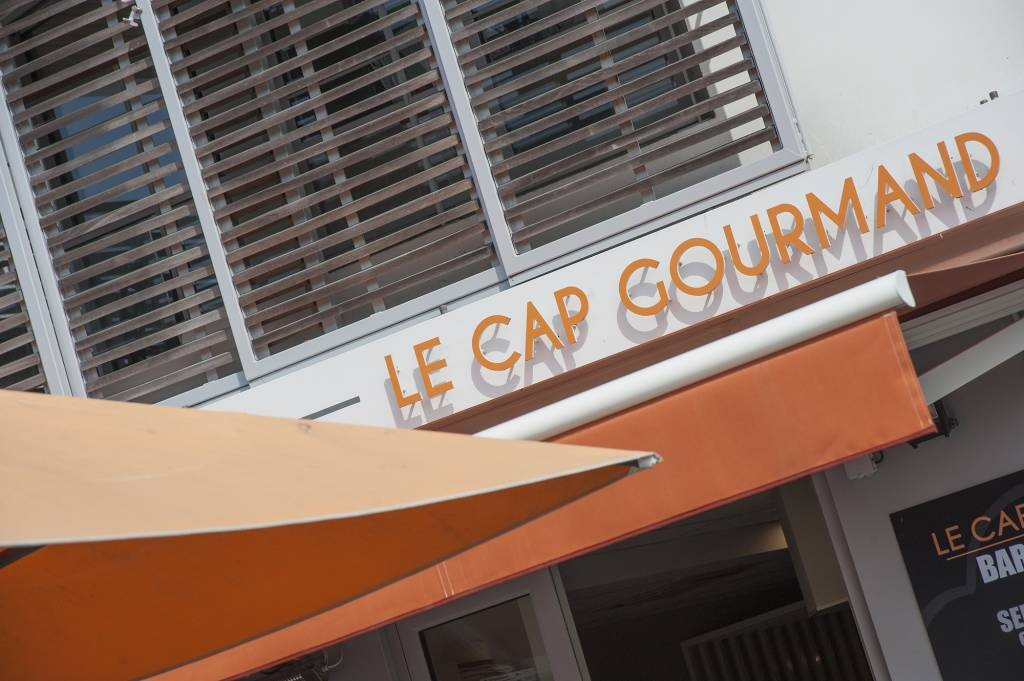 Le Cap Gourmand Restaurants France Atlantic Loire Valley