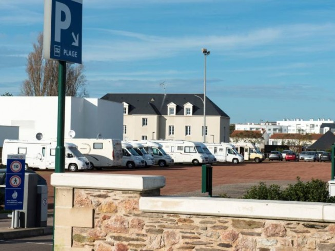 ACCUEIL CAMPING-CARS - INDIGO PARKING PLAGE