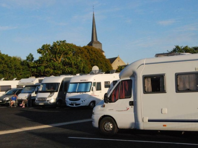 AIRE CAMPINGS-CARS OLONNESCALE