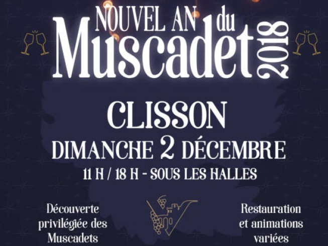 30EME EDITION NOUVEL AN DU MUSCADET CLISSON