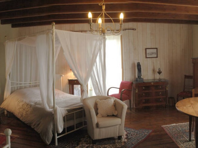CHAMBRE D'HOTES CAILLET CHRISTOPHE