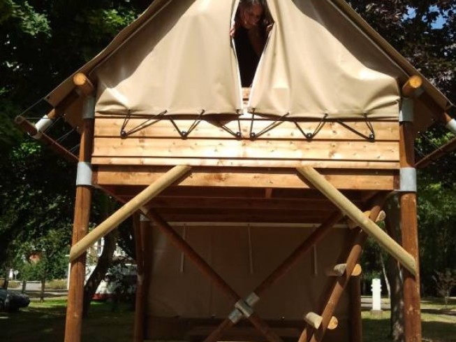 CAMPING ECO LOIRE