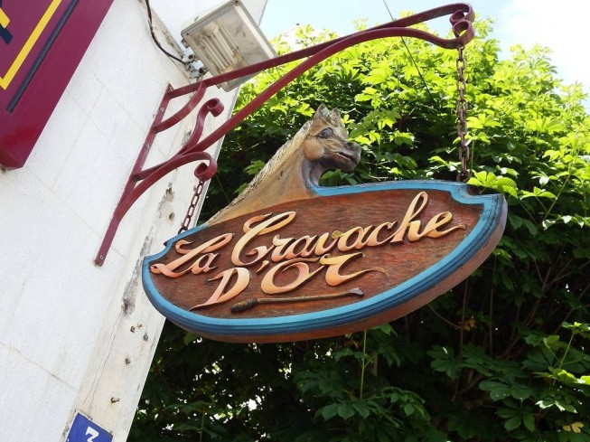 RESTAURANT LA CRAVACHE D'OR