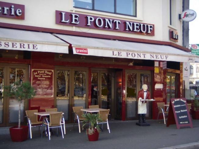 BRASSERIE LE PONT NEUF