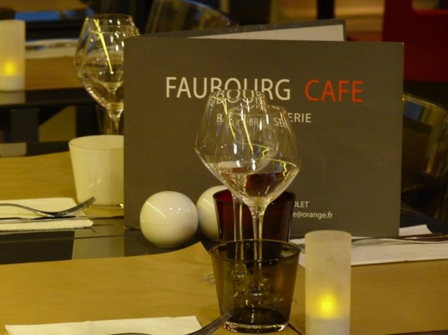 FAUBOURG CAFE