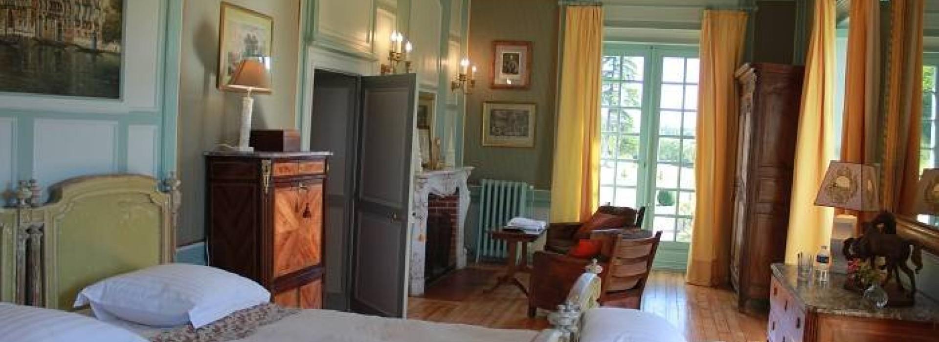 Chambres d 39 hotes au chateau d 39 hodebert chambres d 39 h tes en pays de la loire - Chambres d hotes chateau d olonne ...