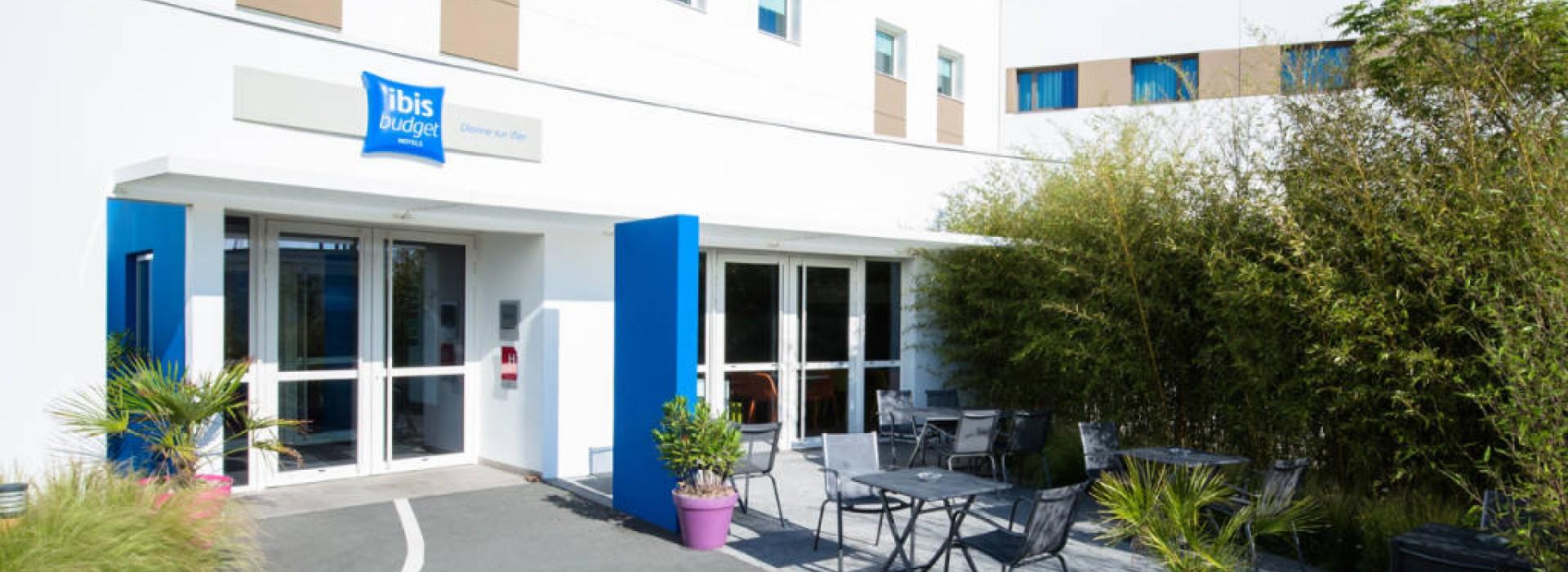 Hotel Ibis Jard Sur Mer