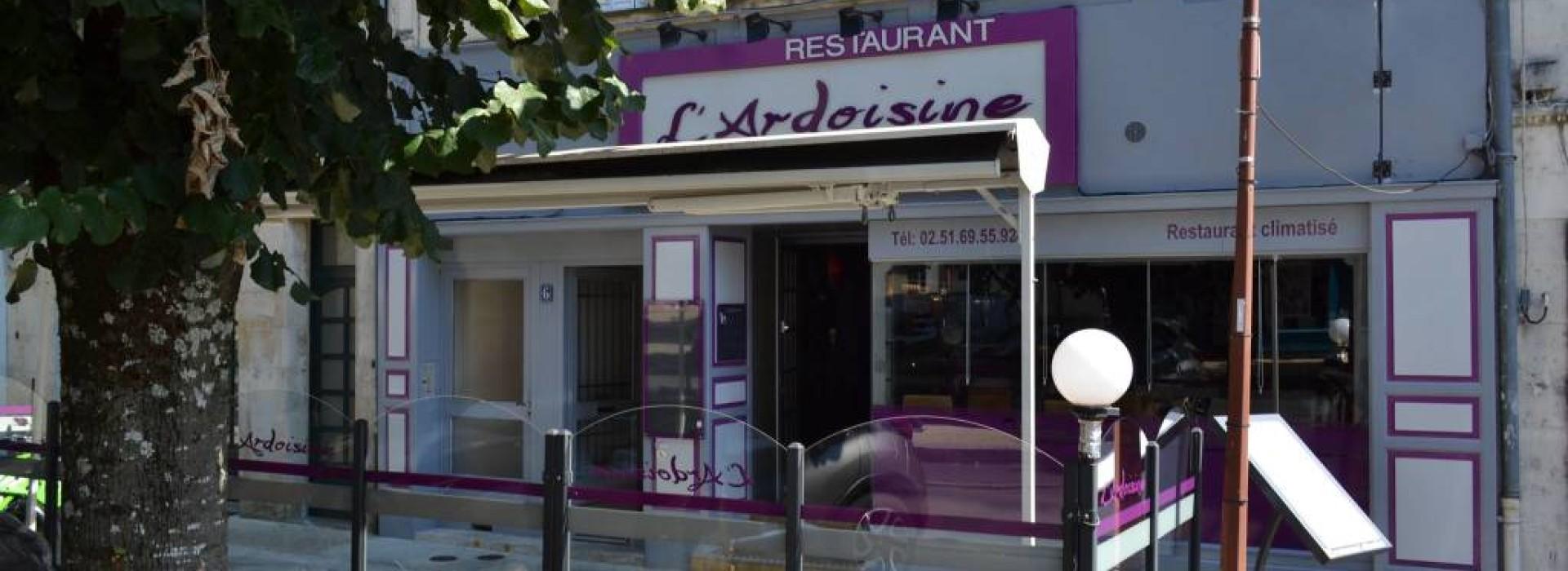 Restaurant L Ardoisine Restaurants France Pays De La Loire