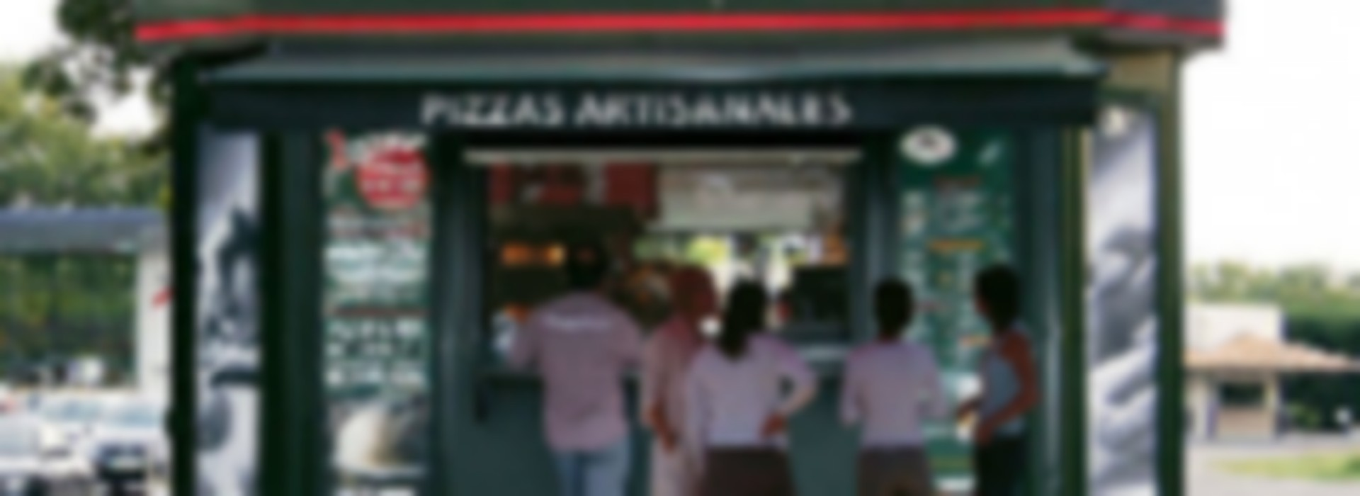 LE KIOSQUE A PIZZAS
