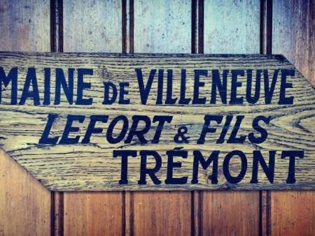 Domaine De Villeneuve Wines And Vineyards France Pays De