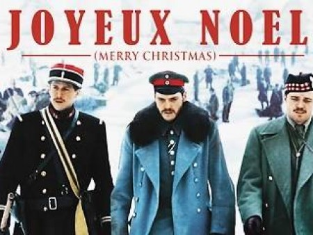 "14-18 : PROJECTION DU FILM ""JOYEUX NOEL"""
