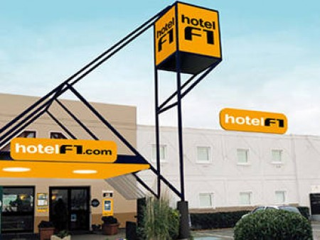 HOTEL F1 - ANGERS OUEST