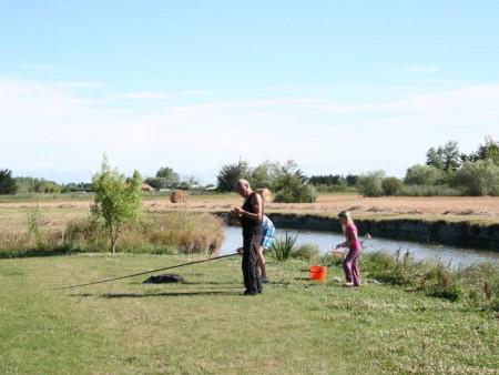CAMPING LE GRAND JARDIN: Campings en Pays de la Loire