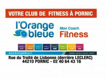 L Orange Bleue Fitness And Well Being France Atlantic Loire Valley