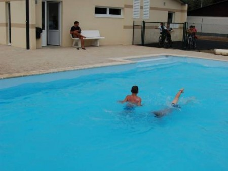 PISCINE DE BRAIN-SUR-ALLONNES