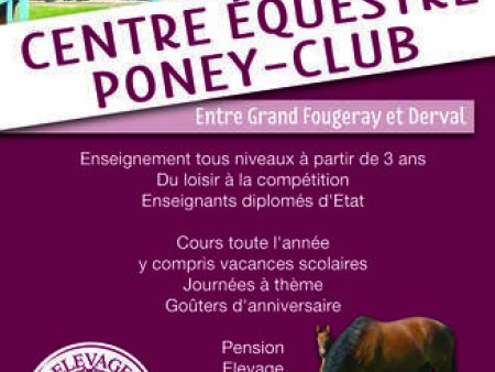 PONEY CLUB DU MOULIN DES GREES