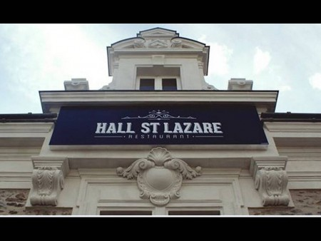 restaurant le hall st lazare
