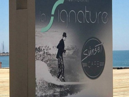 RESTAURANT LA SIGNATURE ET LE SUNSET CAFE