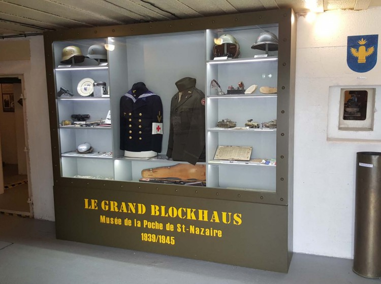 Entree du Grand Blockhaus