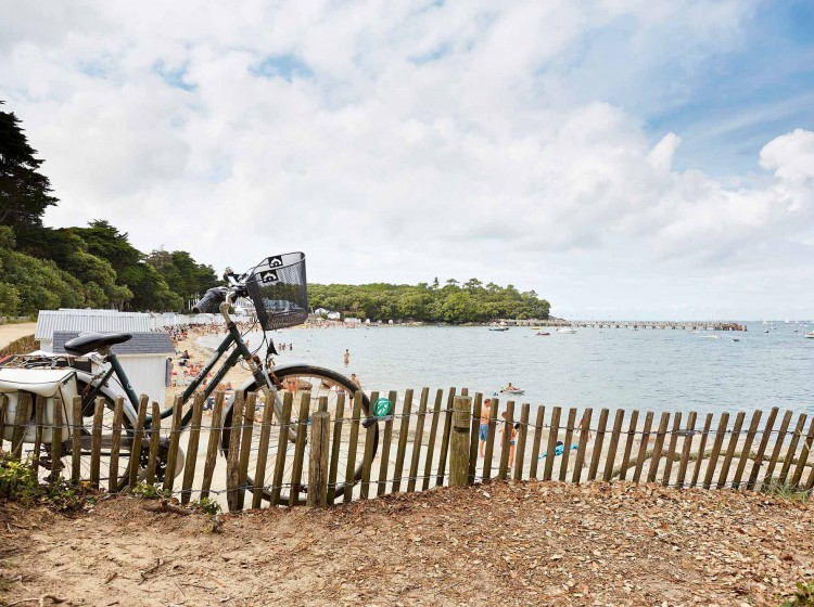 Explore the islands by bike! Cycle tourism France