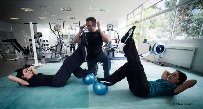 Salle De Musculation Et De Remise En Forme Fitness And Well Being