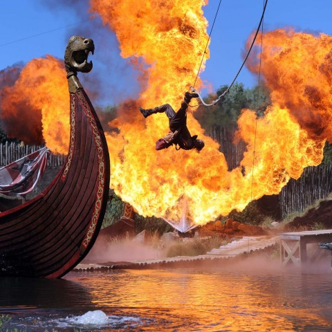5 magical experiences at the Puy du Fou