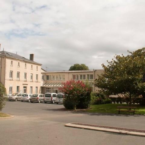 Maison Familiale Rurale Group Accommodation France Atlantic Loire Valley