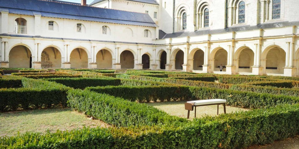The mysteries of the Abbaye de Fontevraud