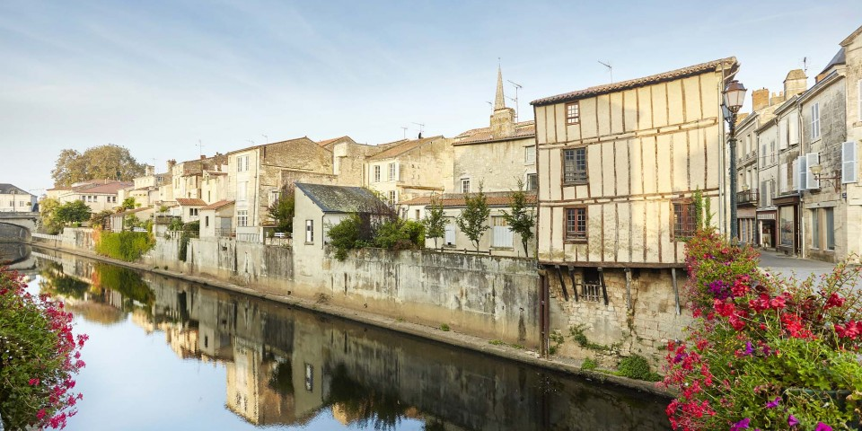 Fontenay-le-Comte: the jewel of the Vendée!